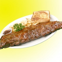 #10 Full Rack Baby Back Ribs $15.99