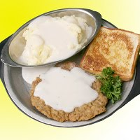 #13 Country-Fried Steak