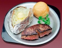 Mackie's Special Club Steak $10.99