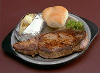 #6 12 oz. Ribeye Steak $14.99