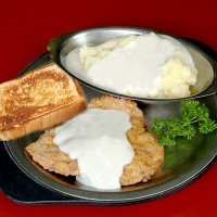 #18 Chicken Fried Chicken $8.99