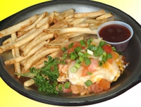#21 5 oz. Chicken Santa Fe $8.99