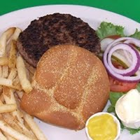 Steakhouse Hamburger $6.99