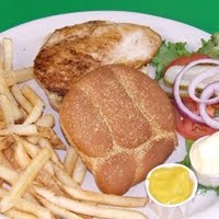 Grilled Chicken Sandwich $6.99